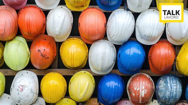 salute e sicurezza nell'edilizia