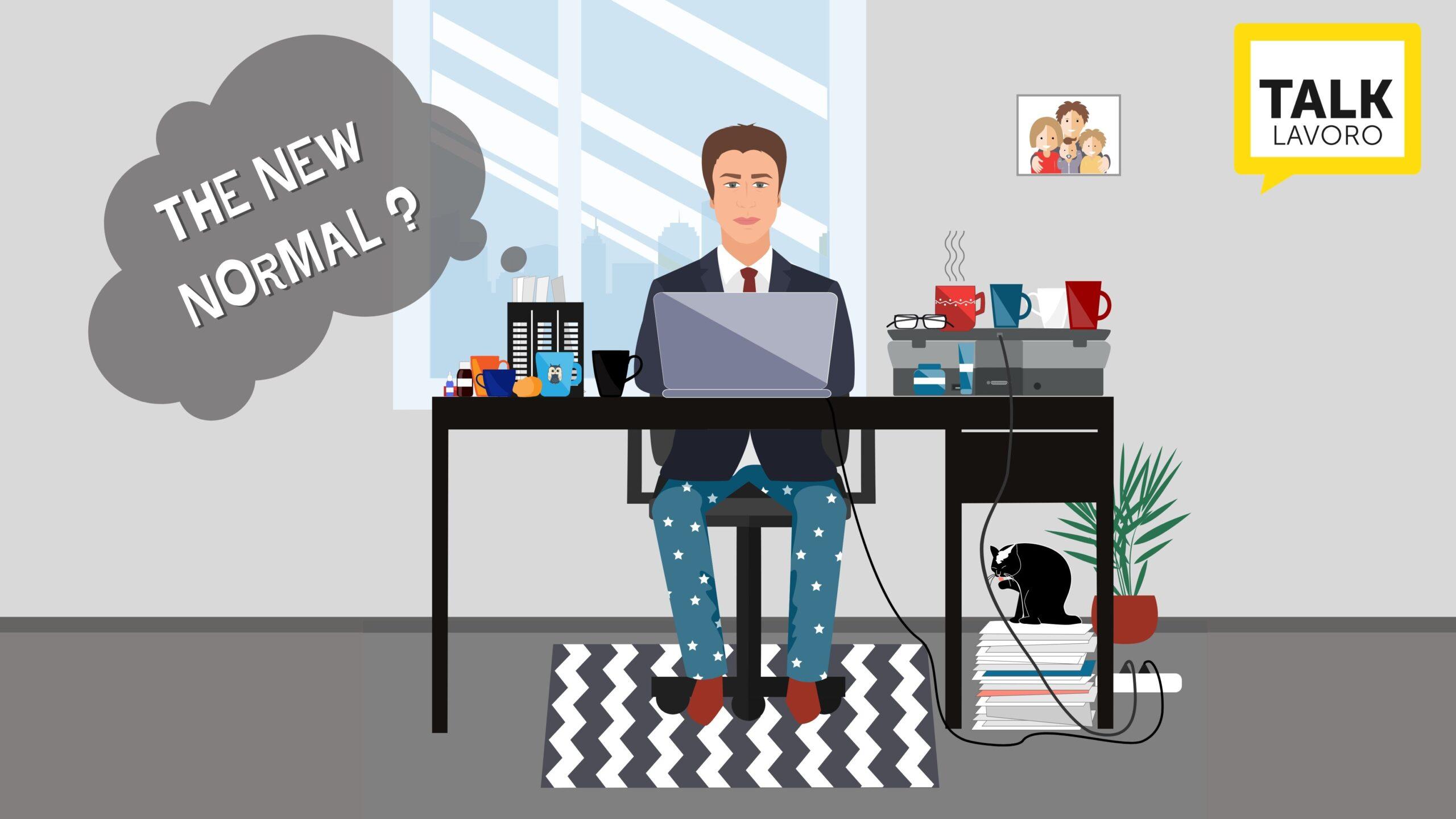 smart working: normalità?