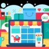 consumi, e-commerce in rapida crescita
