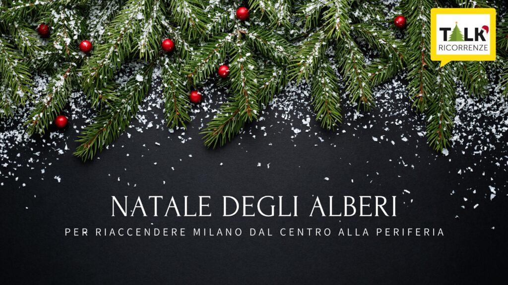 Natale degli alberi
