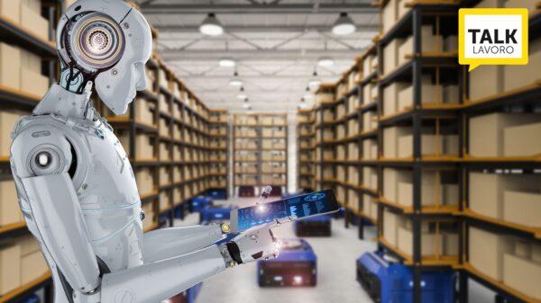 robot ed occupazione