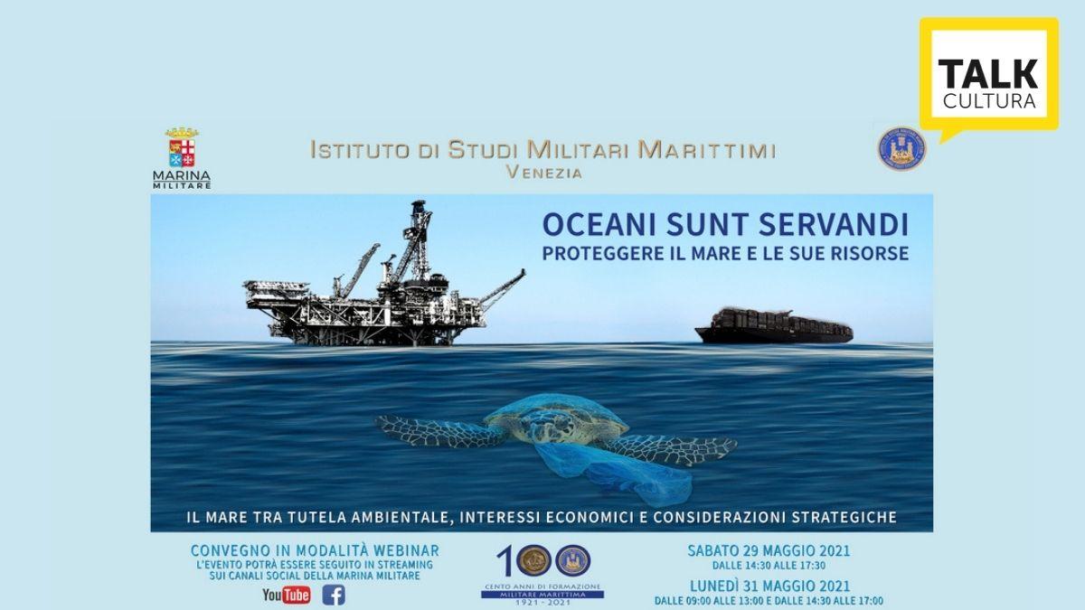 OCEANI SUNT SERVANDI
