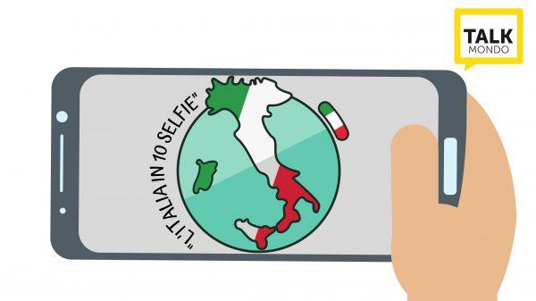 L'ITALIA IN 10 SELFIE