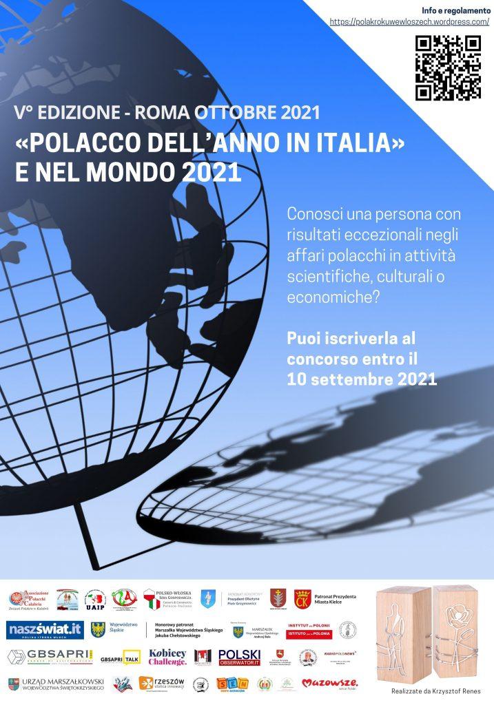 Premio polacco dell'anno in Italia e nel mondo